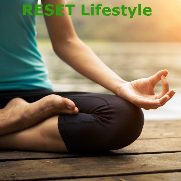afvallen met reset36 lifestyle